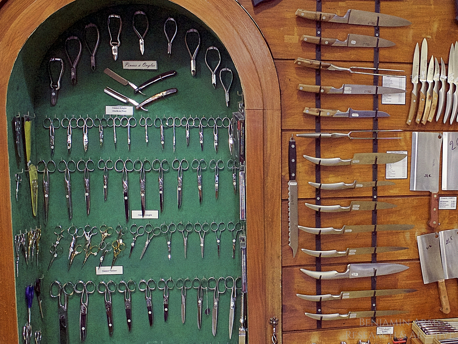 Thiers France Cutlery Capital And Knife Shopping